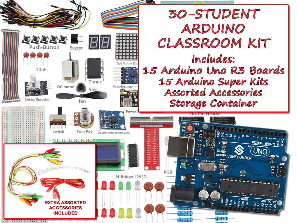 Arduino in a penze
