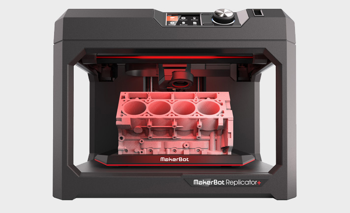 MakerBot Replicator+ 3D Printer