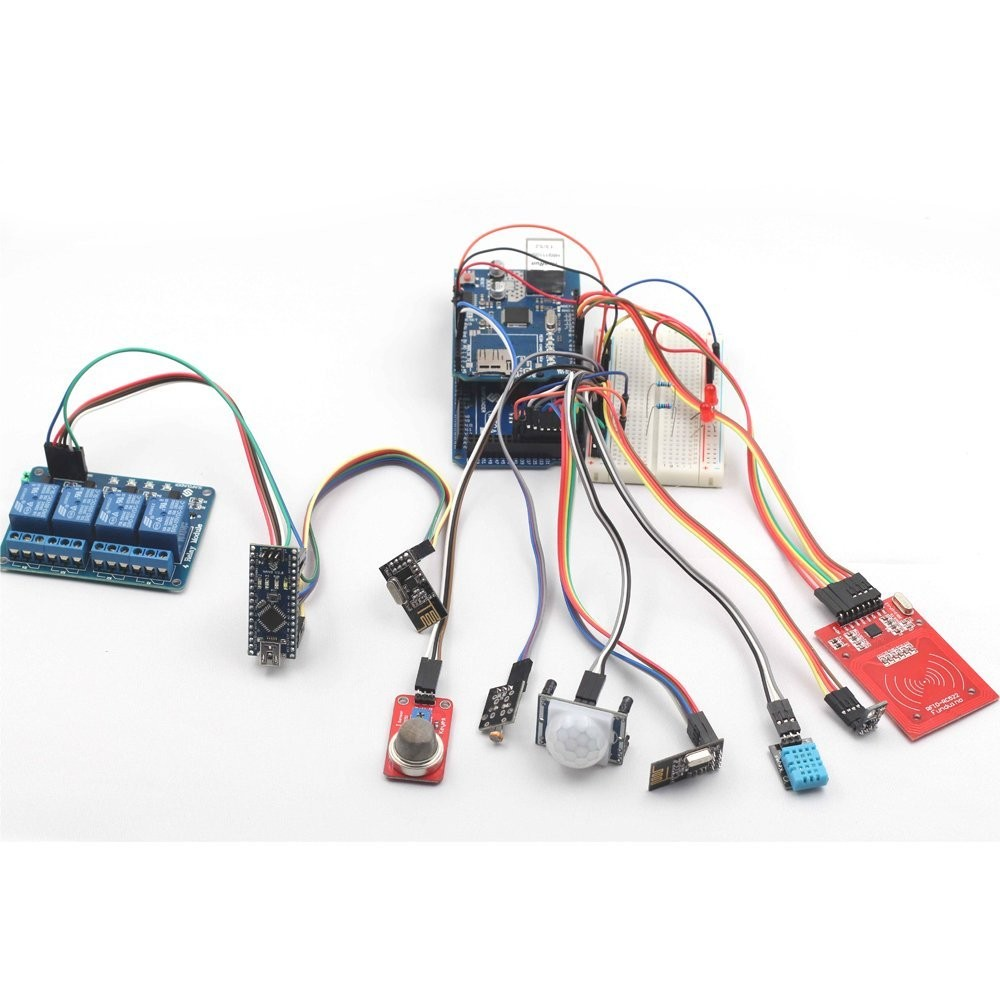 Arduino sensor kit with sensors plaz tech educational